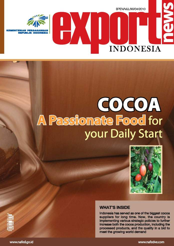 Indonesia Cocoa Indonesia Kakao Cacao Cocoa Chocolate Info